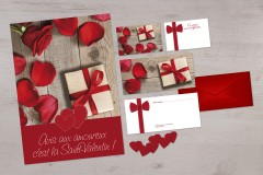 Pack Saint-Valentin
