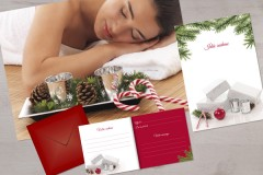 Pack Vitrine et cadeaux Noël